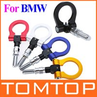 Wholesale CAR Racing Tow Towing Hook for BMW European Car Auto Trailer Ring TOW HOOK SET for European car order lt no track
