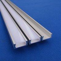 aluminum profil - m m per piece profil led led aluminum profiles for flexible led QC1607 M