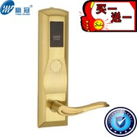 Wholesale Win Crown RF hotel lock magnetic lock lock electronic door locks hotel card lock smart sensors lock locker locks