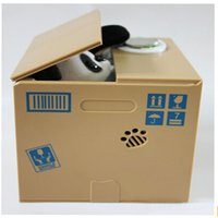 automated stock - Collection box Panda Coin Bank Automated Steal Coin Piggy Bank Money Saving Box Moneybox For Kids Gifts