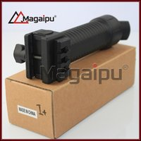 airsoft rail system - grip with rail RIS RAS Tactical pistol Fore grip Bipod QD System for mm rail hunting airsoft