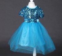 Cheap Children princess dresses Best kids party dresses