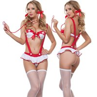 sexy - Sexy Nurse Nursing Uniforms Hotel Uniforms Temptation Nurse Suit EU938