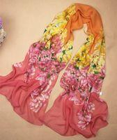 arabic turban hijab - from india hot new print chiffon scarves woman thin shawl turban belt hijab fashion arabic scarfs wrap