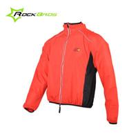 Cheap Tour de France Cycling Racing Rain Coat Wind Coat Long Sleeve Men Women MTB Road Bike Bicycle Jersey Clothing, 6 Colors