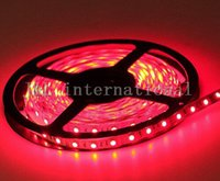 Wholesale M LED Waterproof Strip Light LED M DC12V White Blue Yellow Red Green Warm whi