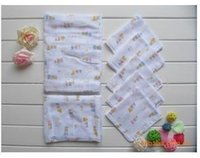 Wholesale cotton baby s Towel double gauze piece set