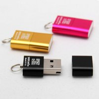 Wholesale Details about High Speed Mini USB Micro SD TF T Flash Memory Card Reader Adapter