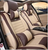 accessories lancer - Good quality Special car seat covers for Mitsubishi Lancer fashion leather seat covers for Lancer