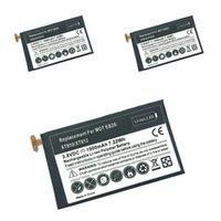 atrix hd - 3pcs mAh EB20 VDC Replacement Li Polymer Battery For Motorola Droid RAZR SNN5899 SNN5899A SNN5899B XT910 XT912 T5 Atrix HD MB886