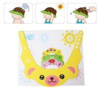 baby bear shampoos - Baby Safety Care Shampoo Shower Bathing Bath Protect Soft Cap Yellow Bear Pattern cm quot x cm quot PC new