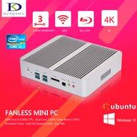 barebones htpc - Kingdel New Fanless Mini Computer HTPC Intel i5 U Turbo Boost Ghz barebones HDMI LAN Optical USB pocket latop