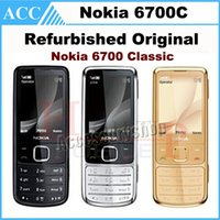 Wholesale Refurbished Original NOKIA C Classic Unlocked Bar G Mobile Phone MP Bluetooth Renew Cellphone Multi Language Sample Order Link