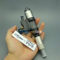 Wholesale ERIKC diesel common rail injector denso nozzle injection spray nozzle gun inyectores