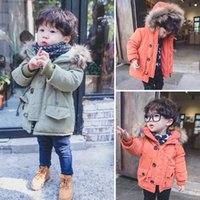 Wholesale children s winter jackets baby clothing baby coat boys winter coat jacket winter jacket boys BCB