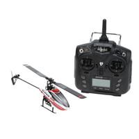 Walkera origine de Super CP 2.4G 6 CH-3D-Axis 3 Flybarless RTF RC mini hélicoptère avec l'ordre DEVO-7 / 7E Transmetteur $ 18Personne piste