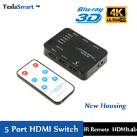 hdmi selector - IR Remote Control Ultra HD K2K and ARC supported X1 HDMI V1 Switch Switcher Selector