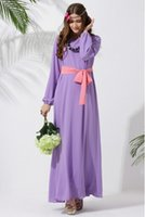 Wholesale new fashion high quality Best Sellers women s solid color Muslim big yards skirt different color can choose