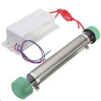 Wholesale AC V g Ozone Generator Ozone Tube g for DIY Water Plant Air Purifier order lt no track