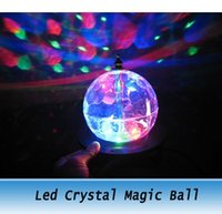 Wholesale LED Crystal Magic mini Disco Ball Lamp