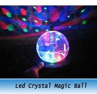 Wholesale LED Crystal Magic mini Disco Ball Lamp