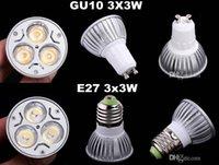 Wholesale Retail High Quality W GU10 MR16 E27 E14 B22 Led Light LED Lamp Spotlight LED Bulb Lights Lighting