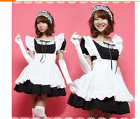 Wholesale New sexy Japan and South Korea appeal maid clothes Japan s sexy maid s outfit customes