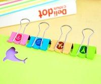 Wholesale Fashion Mini Heart Love Shape Sweet Cute Mental Photo Binder Clip Paper Pin Clothespin Craft Clips Memo Clips T100143