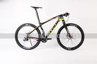 Wholesale Top Sale Full Carbon Fiber MTB Bike Mountain bike Bicycle complete er er Carbon MTB bike frame carbon bike