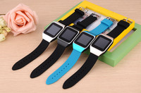 Wholesale Manufacturers selling smart watches bluetooth card mp3 sports running touch screen mp3 mp4 pedometer quality goods