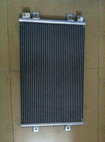 air condition radiator - Excavator Parts Kobelco excavator Sumitomo small air conditioning radiator air conditioner condenser Song Kate E330C