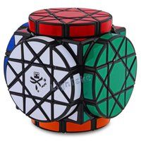 big brand wheels - Brand New Dayan Wheel of Wisdom Rotational Twisty Magic Cube Speed Puzzle Cubes Toys for kid Child