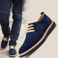 ashes england - Fashion men s shoes England spring breathable suede leather sport Sneakers Shoes men s casual shoes tide ASH