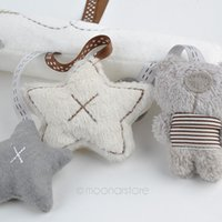 Wholesale Fashion Baby Toys Cute Rabbit Bunny Music Hanging Toy for Stroller Bed Plush Tape Baby Hang Music Toys FYMHM779Y5