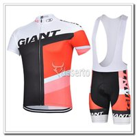 Wholesale 2015 newest giant bicycle Sets GIANT Alpecin TEAM BLACK RED Short Sleeve Cycling Jersey Bike Bicycle Wear Cycling clothes