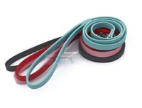 animal traction - 10pcs Hot sale New PU Leather Puppy Dog Leashes Lead Collar for small dogs traction
