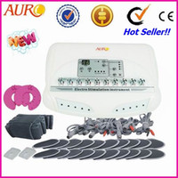 Wholesale Au Hot sale EMS slimming russian wave fat removal electro stimulation skin tightening equipment