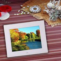 1.1 inch digital photo frame - New inch Ultrathin HD TFT LCD Picture Digital Photo Frame Alarm Clock MP3 MP4 Movie Player with Remote Desktop order lt no track