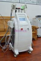 rf system - 650nm laser freezing fat reduce buring dissolve Cold System Biofreeze Frozen weight Reduction Celluite Tripolar sixpolar photon color RF K