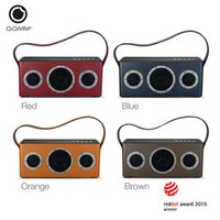android portable computer - GGMM M4 Bluetooth Wireless Portable Speaker Wi Fi Speaker Rechargeble Super Bass Hi Fi Support iOS Android Smart Phone Tablet
