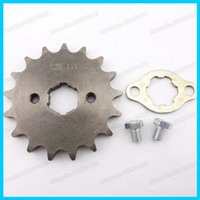 apollo orion pit bikes - engine front sprocket with Retainer Plate Locker mm ID Tooth For cc cc Pit dirt Bikes Apollo Orion SDG quad atv order lt no track