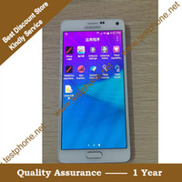Wholesale Free DHL shipping Note4 N910F with tems pocket x CAT6 for LTE lte