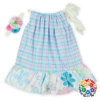 baby doll dress pattern - 06 Two Size Dress Flower Girl Dress Patterns Cute Hand Made Baby Girl Dress Baby Doll Decorative Dress