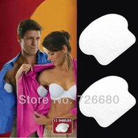 Wholesale Functional Underarm Dress Clothing Sweat Perspiration Pads Shield Absorbing Disposable Shields