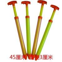ball pen machine - Great swimming toy gun drifting pen barrel pull out water fight water gun children beach toys