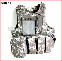 acu pro - Fall PRO ACU Camo Tactical MOLLE VEST Hunting Airsoft Paintball Hot