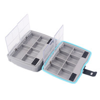 abs tool box - Portable Multifunctional Fishing Assistant Box ABS Fishing Tackle Box Fishing Float Tool Box FHG_605