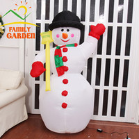 airblown inflatable decorations - Inflatable Snowman Yard Christmas Holiday Garden Outdoor Airblown Decoration Frosty