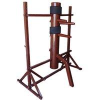 Wholesale Wing Chun Wooden Dummy Sales from the Direct Factory with with gift and prastice video for free for you