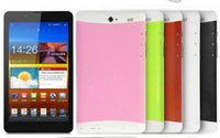 Wholesale 7 quot MTK6572 G phone Tablet android Dual Core Bluetooth GB RAM GB ROM with sim slot